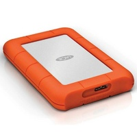 1TB LaCie Rugged Mini USB3.0 Mobile Hard Drive LAC301558