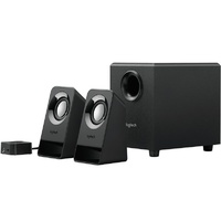 2.1 Logitech Z213 Multimedia Speakers 7w RMS with Subwoofer