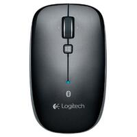 Logitech M557 Bluetooth Mouse for Windows/Mac Grey 910-003960