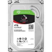 Seagate 4TB IronWolf NAS HDD 3 Year ST4000VN008