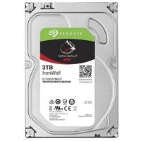3TB Seagate IronWolf NAS HDD 3 year ST3000VN007