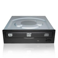 Lite-On iHAS124-(OEM)(BLK-SW) 24x Internal OEM DVD Burner Drive - Black