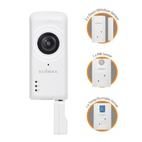 Edimax IC-5170SC Home Automation - HD Wi-Fi Camera w/ 180 Degree View