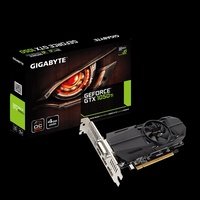 Gigabyte GeForce GTX 1050 Ti OC 4GB Low Profile Video Card GV-N105TOC-4GL