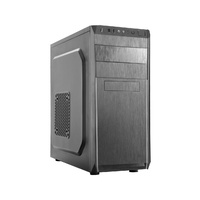 Besta B40 Mid-Tower ATX case with 550w Power supply and USB3