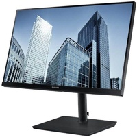 "Samsung 27"" WQHD PLS Monitor FreeSync USB-C DP HAS Pivot Swivel LS27H850QFEXXY"