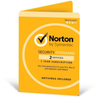 Norton Symantec Norton Security Standard OEM Subscription for 2 PC