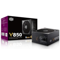 Cooler Master 850W V Series 80+ Gold Full Modular Semi Fanless Power Supply