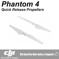 DJI Phantom 4 Quick Release Propellers (1CW+1CCW) CP.PT.000360.02