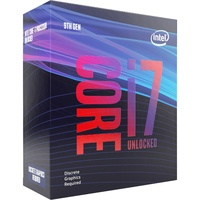Intel 9th Gen Core i7-9700KF Processor up to 4.9GHz with no Graphics