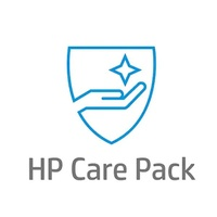 Upgrade to HP 1 year Post Warranty 4 hour Onsite 9x5 Hardware Support w/DMR for HP Notebooks (UA6S2PE)