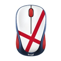 LOGITECH M238 ENGLAND 910-005407 WIRELESS MOUSE