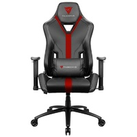 ThunderX3 YC3 Breathable Pinhole Surface Gaming Chair - Black/Red TX3-YC3-BR