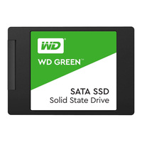 "WD 480GB Green 3D NAND 2.5"" SATA SSD WDS480G2G0A Free Shipping"