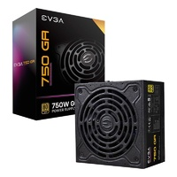EVGA SuperNOVA GA Series 750W 80+ Gold Fully Modular Power Supply
