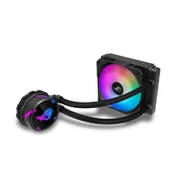 ASUS ROG STRIX LC 120 Aura Sync ARGB All-in-one Liquid Cooler