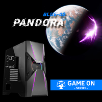 BLUE-02 Pandora | Core i7-10700K | RTX 3070 8G | M.2 SSD | INTEL Gaming PC System