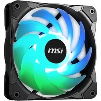 MSI MAX F12A-1 ARGB PWM 120mm Fan OEM Package