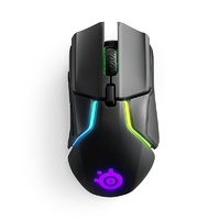 SteelSeries Rival 650 Quantum RGB Dual-Optical Wireless Gaming Mouse