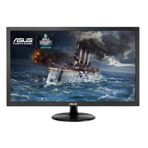"ASUS VP278H 27"" Full HD 1ms LED Monitor - Eye Care technology"