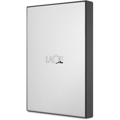 LaCie STHY2000800 2TB USB 3.0 External Portable Hard Drive